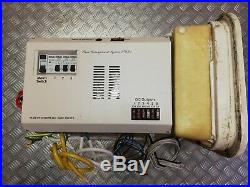 Plug in Systems PMS1 Power management system -Distribution unit with battery box