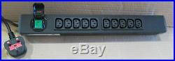 Prism 10 way socket DBQ10801/1 (Prism Data Cabinets) PDC