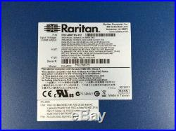 Raritan 18 Port 2U Horizontal Smart PDU 415V 20A 12x C13 6x C19 17.3KVA PX2-4507