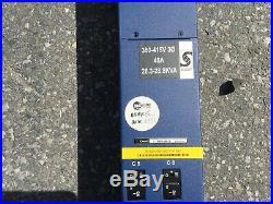 Raritan PX2-4961XU K2 Monitor PDU 48x C13 6x C19 240V 415V 40A 28.8kVA 3 Wye