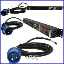 Raritan PXE-1190R Echtzeit-Fernüberwachung aller Ausgänge / Real-time remote