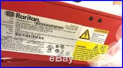 Raritan Px2-4529x2yu 208v 45a 36xc13 12xc19 Led Panel Power Distribution Unit