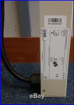 Sentry Cabinet Distribution Unit PDU CS-24VE-P32A Single Phase C13 x 24 C19 x 6