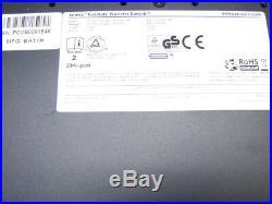 Server Tech PDU ATS PTTS-H008-0-02M Transfer Switch 20A 110V-240V 8x C13 2x C19