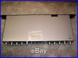 Shure UA844SWB UHF Antenna/Power Distribution Unit 470-952 Mhz. Guaranteed