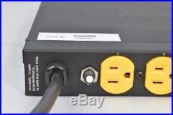 Surge-X Axess SX-AX15 Power Surge Eliminator with IP Power Management SurgeX