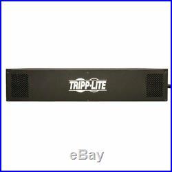 Tripp Lite Metered PDU, 30A, 18 Outlets (16 C13 & 2 C19), 208/240V, L6-30P, 12ft