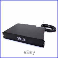 Tripp-Lite PDUMH30NET Switched Type 120VAC 30A 5-15/20R x16 Outlet 2U PDU