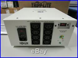 Tripp-lite Medical-grade Isolation Transformer #is1000hgdv New In Box