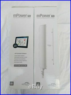 Ubiquiti MPOWER PRO mfi Power Strip WIFI Ethernet connectivity 8 Port Outlets