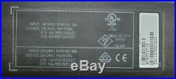 Used APC (AP8959EU3) Rack PDU 21 x C13 12A / 3 x C19 16A 24 Outlets