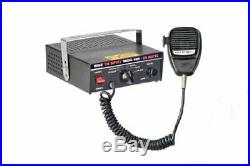 Wolo (4100) The Deputy 100 Watt Electronic Siren, P. A System and Radio Rebroadca